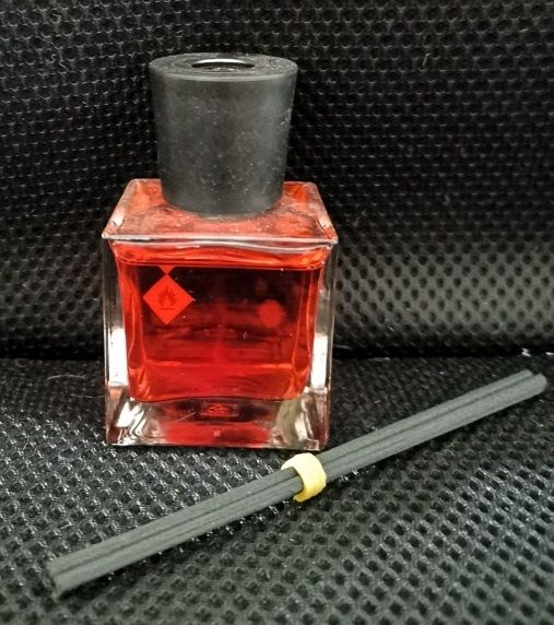 PROFUMATORE CUBO 50 ML ROSSO IMPERIALE MADE IN ITALY
