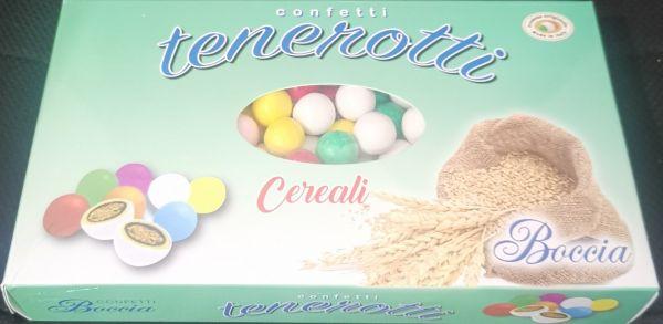 CONFETTO PERLINE CEREALI  COLORATE 900 gr