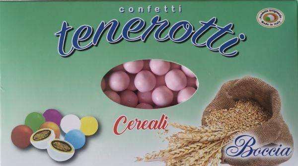 CONFETTO PERLINE CEREALI  ROSA 900 gr
